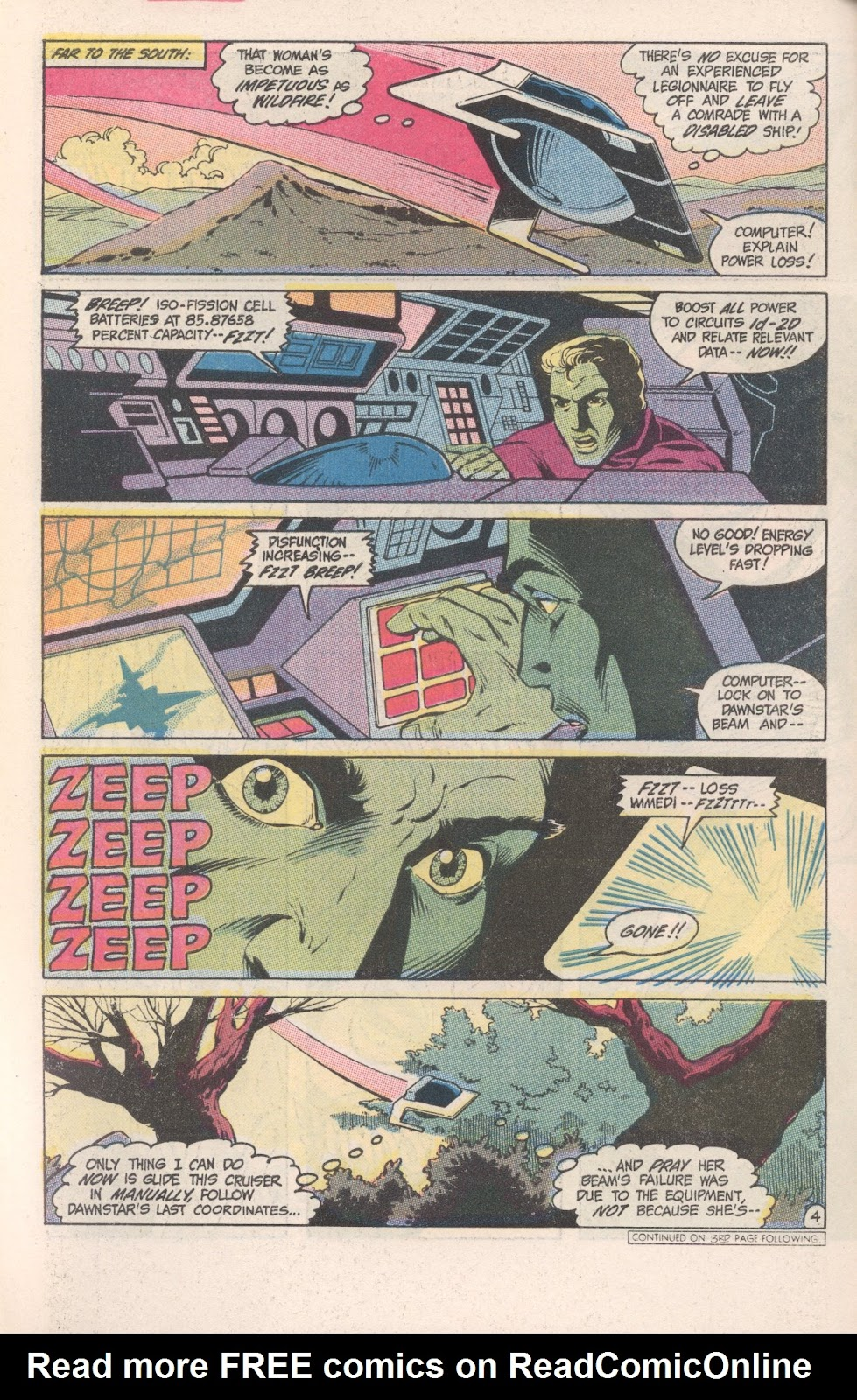 Tales of the Legion Issue #321 #8 - English 6