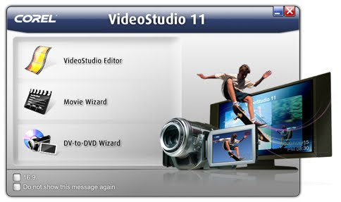 Cara mengedit video dengan Ulead Video studio