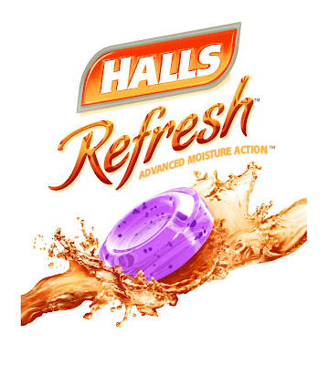 Halls Cough Drops. And Halls made cough drops.
