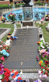 Elvis&#39; Grave