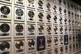 Gold Records in Country Music Hall of Fame