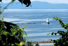 Lake Champlain at Burlington, VT
