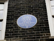 Georg Fredric Handl&#39;s house
