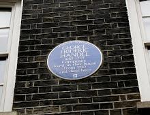 Georg Fredric Handl's house