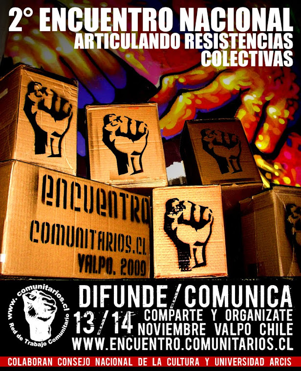 2º Encuentro Nacional www.comunitarios.cl
