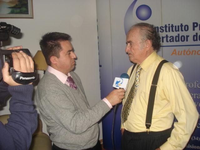 14 de mayo 2009. Clase Magistral del Dr. Carlos Mellibosky Cavassa