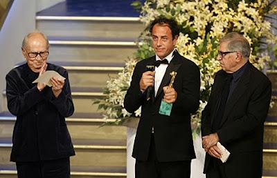 El octavo pasajero 39 il divo 39 y 39 gomorra 39 ganan siete premios david de donatello italianos - Il paolo regista de il divo ...