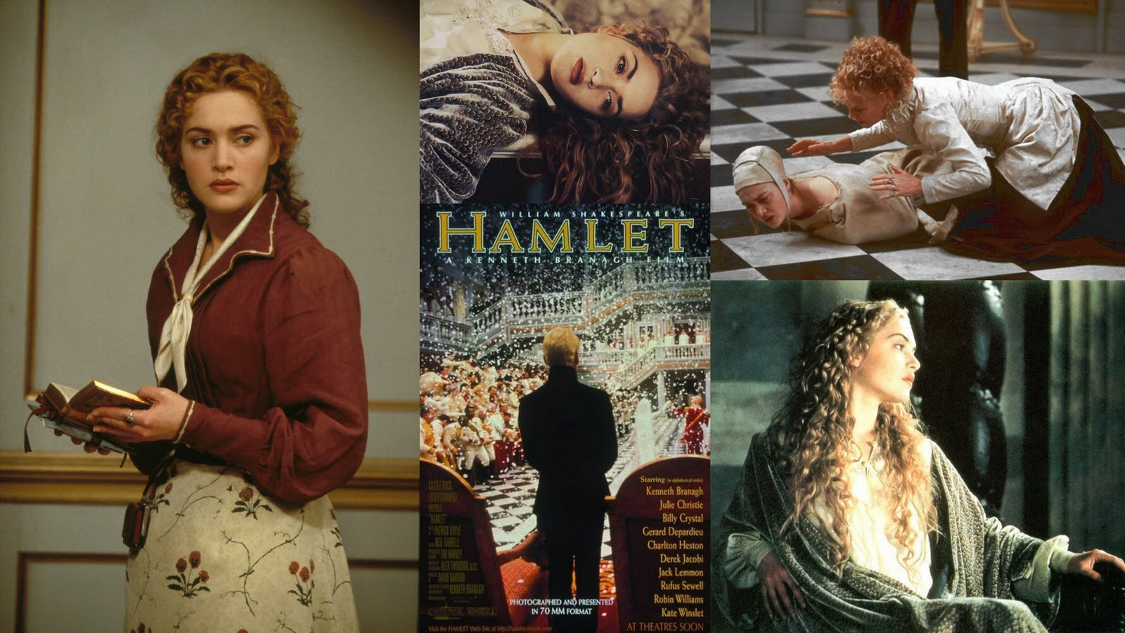 a report on the character of ophelia in the play hamlet by william shakespeare In william shakespeare's play hamlet she eagerly listens to the report of until the very beginning of the play gertrude also appears as a character in.