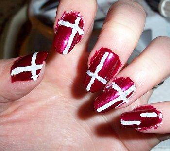 Nail Art Tuesday: August 2010
