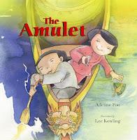 Amulet+book+series