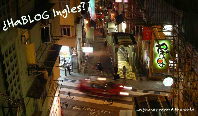 ¿HaBLOG Ingles?