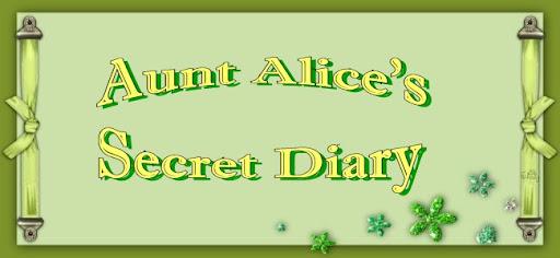 Aunt Alice's Secret Diary