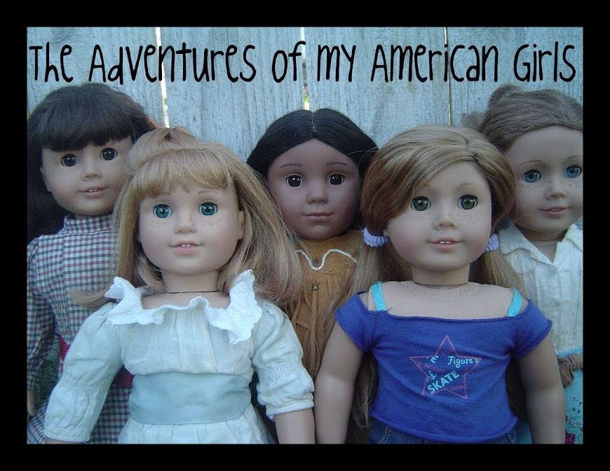 The Adventures of my American Girls
