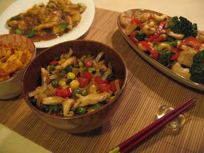 Articole culinare : Cum sa gatim mancarea chinezeasca perfecta