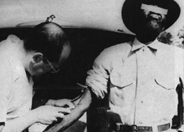 tuskegee syphilis study reflection Dana fenton march 4, 2014 ethics reflection assignment part a the citi ethics  training  essay on the ethic of the tuskegee syphilis study.