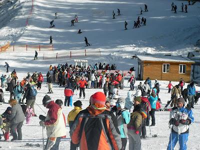 Ski Mania Bansko Bansko Ski Conditions Saw Some