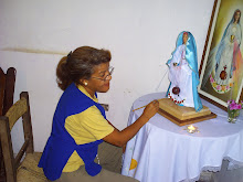 VIRGEN MARIA NUESTRA SRA. DE LA SAGRADA EUCARISTIA