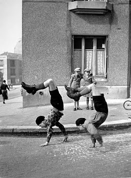 Fotografia de Robert Doisneau