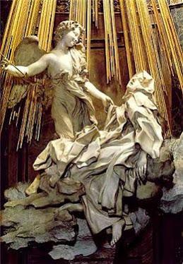O Êxtase de Santa Teresa D'Avila