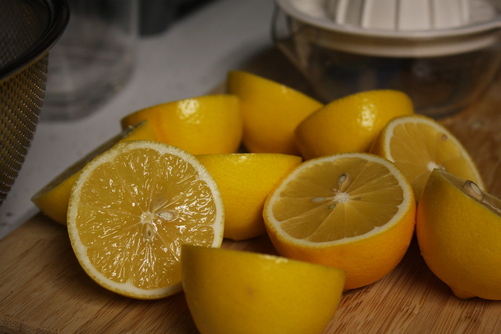 how to make lemonade without sugar