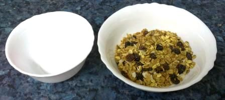 Diets and calories tips for controlling your portion sizes use this same trick on your plates replacing a side plate instead of your usual dinner plate and to make your food last longer try swapping your cereal ccuart Image collections
