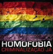 Ser Forte é ir contra a homofobia