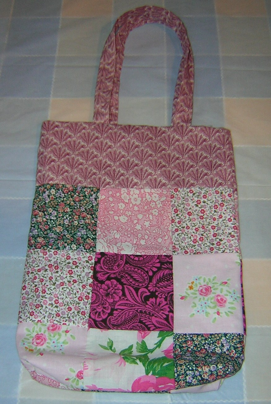 Patterns for patchwork quilts from Tikki London