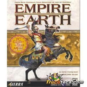 empire earth truco: