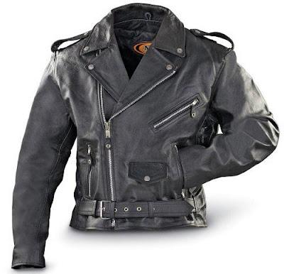 Black Mesh Motorcycle Vest on Police Motorcycle Jacket Black Thumbnail Image