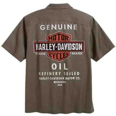 Harley-Davidson Garage Shirts
