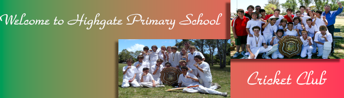 Highgate PS Cricket Club