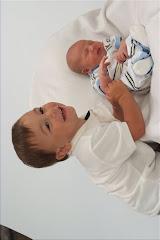 Miles and Wyatt