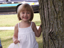 Cora loved playing with her cousins and friends while they waited for the parade to start!