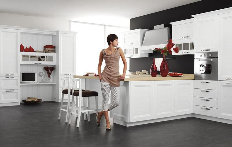 Elis interior designer la cucina l 39 ambiente pi vissuto for Disegnando una casa suggerimenti
