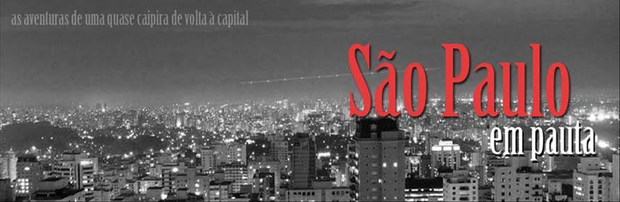 São Paulo em Pauta