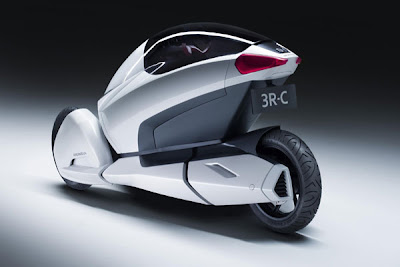 Fotoset of Honda 3R-C