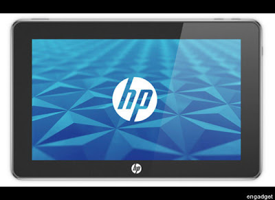 HP Slate Table PC
