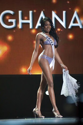 Miss Universe 2010 Swimsuit