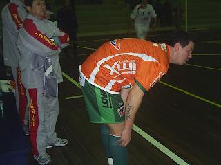 Goleiro Márcio foi eleito o melhor em quadra e95c72fc9744e