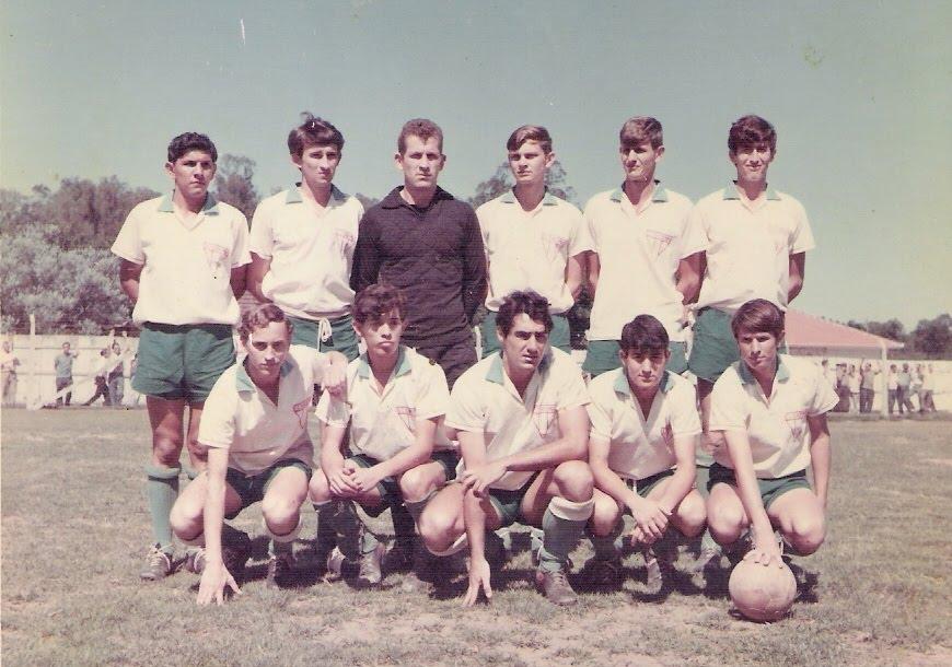 Time do XV de Novembro de Campo Bom, jogo final - 1967