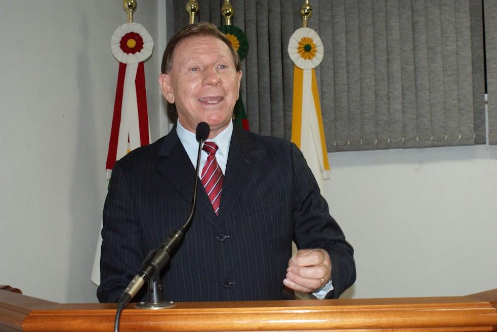 Prefeito Municipal Olivio Casali