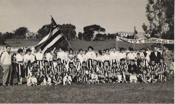 Botal na Baixada em 1962 - 3 x 1 Botafogo