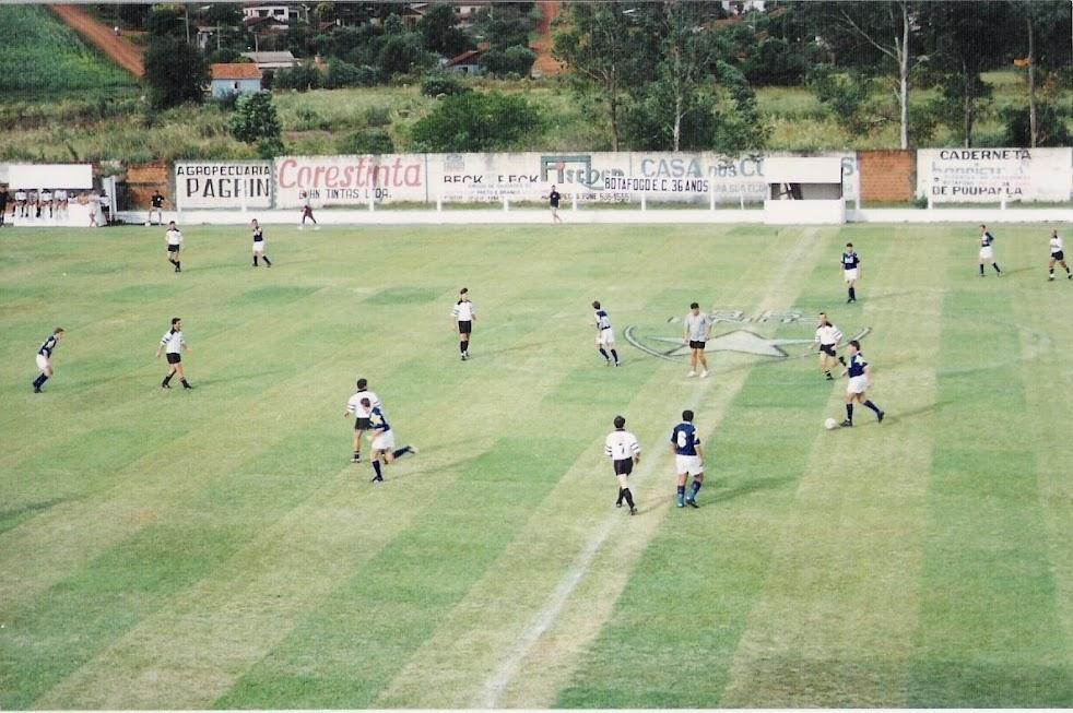 Veteranos do Botafogo e Juventus de Saudades na decada de 80
