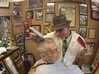 Barber Shop Costa Mesa : The Barbers Chair: Hawleywoods Barber Shop & Shaving Parlor