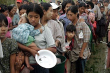 Pray for our brothers and sisters in Burma