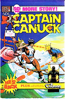Captain Canuck issue #4