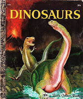 Little Golden Book Dinosaurs