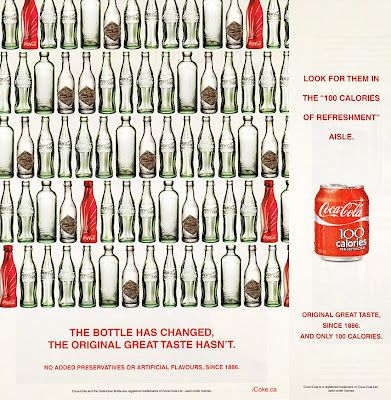 Coca Cola (Coke) magazine <br />advertisement