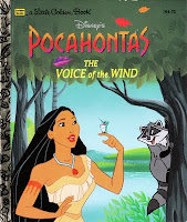 Little Golden Book Pocahontas