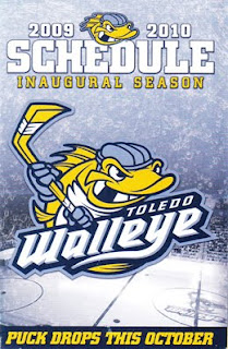 Toledo Walleye pocket schedule